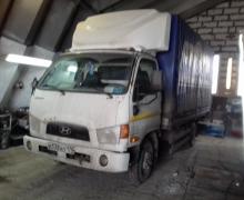 ремонт автомобиля Hyundai