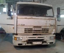 восстановление грузовика Камаз