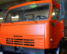 ремонт грузовика Камаз