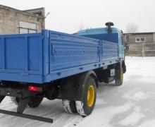 ремонт грузовика МАЗ