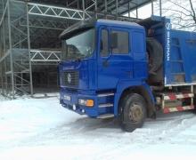 Ремонт грузовиков Shacman